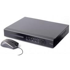 Гибридный видеорегистратор 8 каналов